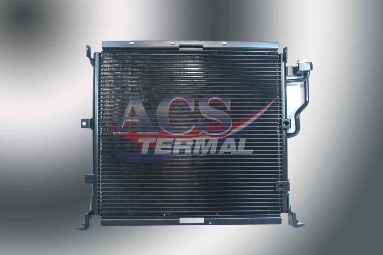 104157l Радиатор  кондиционера