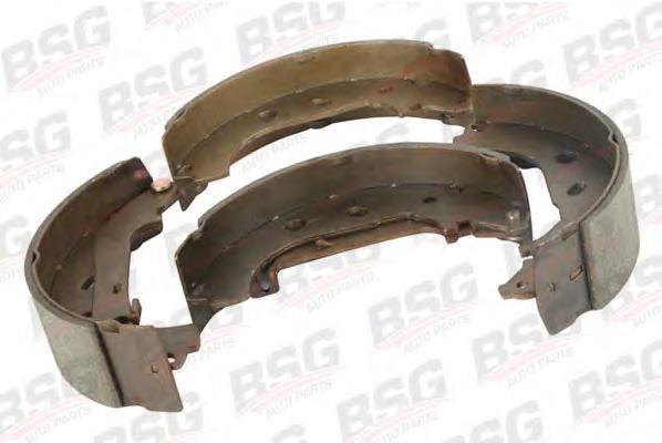 BSG30205007 Колодки тормозные барабанные / FORD Transit Connect (228x57) 09/02~