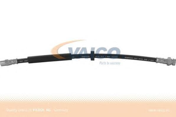 v104129 Шланг тормозной Re 370мм VAG Sharan 95-10, FO Gal