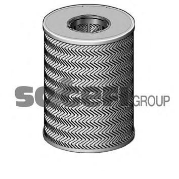 L398A Фильтр масляный CITROEN: C2/C3/C4/C5/C6/C8 02-, JUMPY 07-, XSARA 97-05  FIAT: SCUDO 07-, ULYSSE 02- FORD: C/S-MAX 03-, FOC