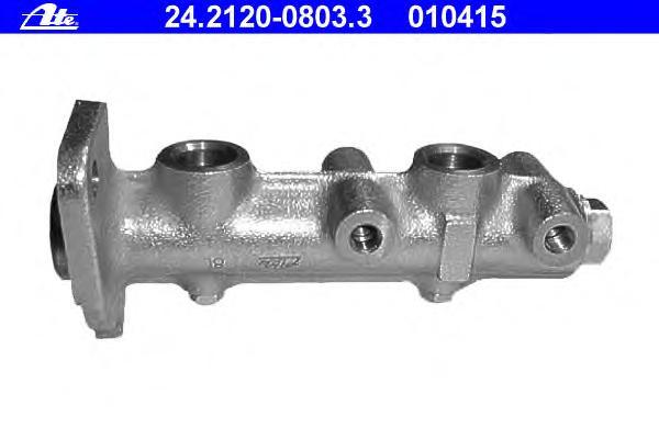 24212008033 Цилиндр тормозной главный LADA: 110 1.5/1.5 16V/1.6/2.0 i/Wankel 95-, 111 1.5/1.5 16V/1.6 95-, 112 1.5/1.5 16V/1.6 9