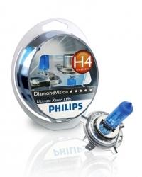 12342DVS2 Лампа H4DV 12V 60/55W S2 (комплект 2 шт.)