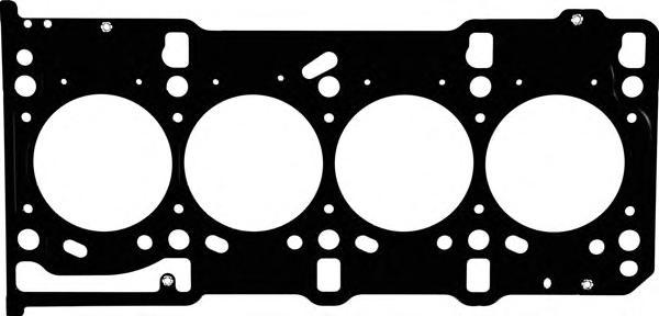 613621020 Прокладка ГБЦ Fiat. Opel. Suzuki 1.3JTD 16V 03