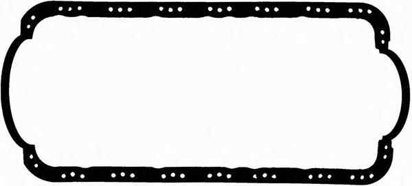 X0473401 Прокладка масляного поддона Ford Escort 1.3-1.6 CVH 80-99