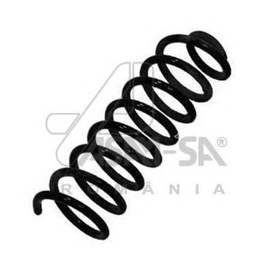 30198 Пружина подвески RENAULT LOGAN 1.4/1.6 04- задняя (295mm)