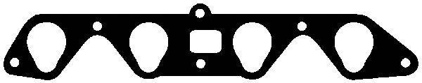 712723110 Прокладка коллектора Ford Sierra/Scorpio 2.0i OHC 85 In