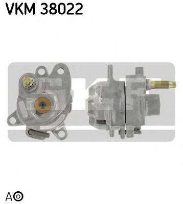 VKM38022 Натяжитель ремня приводного MB W202/W124/W210 M111