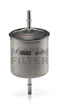 WK8322 Фильтр топливный VOLVO S60/S80/V70/XC 90 2.0-3.2