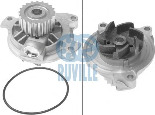 65426 Насос водяной AUDI 100/A6/VW T4/LT 2.4D/2.5TDI 03/VOLVO 2.4/2.5 TD 00
