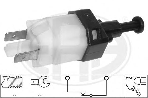 330436 Выключатель стоп-сигнала DAEWOO LANOS/LEGANZA