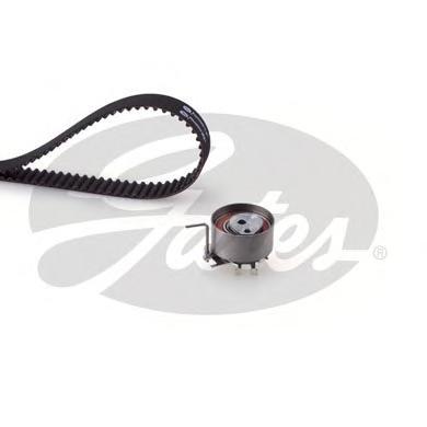 K015577XS Комплект ремня ГРМ RENAULT SANDERO/CLIO/KANGOO/MODUS/TWINGO 1.2 01-