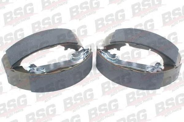 BSG65205001 Колодки тормозные барабанные / OPEL Corsa-D