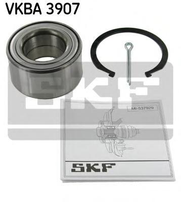 VKBA3907 Подшипник ступ.HYUNDAI ACCENT/GETZ/I20/SOLARIS/KIA RIO 95- пер.