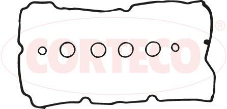 440507p Прокладка клапанной крышки CITROEN: BERLINGO 1.6 VTi 120/1.6 VTi 95 08-, BERLINGO фургон 1.6 VTi 95 08-, C3 II 1.4 VTi 9