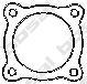 256069 Кольцо уплотнительное SKODA FABIA 1.4 00-07 / GOLF 1.4-1.9 00-06
