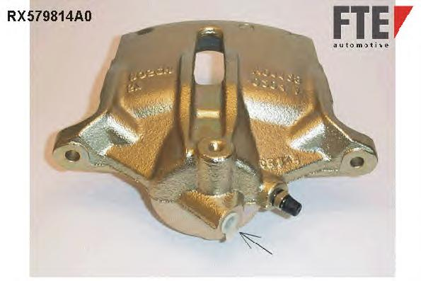 RX579814A0 Тормозной суппорт Fr R FO Mondeo 00-07 восст.