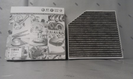 4H0819439 Фильтр вентиляции салона / AUDI A6, A7, A8 11~