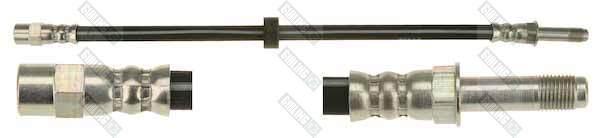 9002562 Шланг тормозной VOLVO S60 01-10/S80 98-06/V70 00-07 пер.