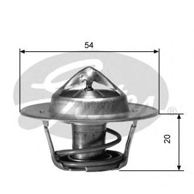 TH00182G4 Термостат ROVER 100 1.1-1.4 94-
