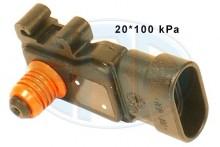 550141 Датчик давления во впускном газопроводе CHEVROLET/DSEWOO/OPEL/RENAULT