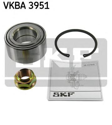 VKBA3951 Подшипник ступ.HONDA ACCORD/CR-V 95-03 пер.
