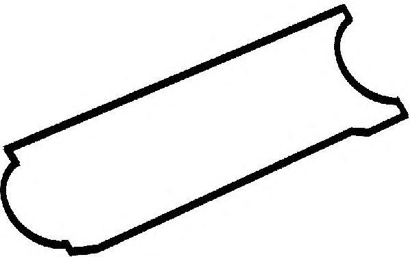 11055400 Прокладка, крышка головки цилиндра