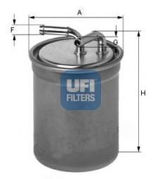 2401600 Топливный фильтр
