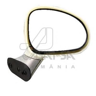 55190 Зеркало заднего вида DAEWOO MATIZ 99- правое механ.