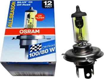 64193ALS Лампа H4 12V-60/55W (P43t) ALLSEASON