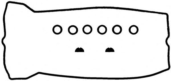 V3195900 Прокладка клапанной крышки MB W124 2.8/3.2 24V M104 92