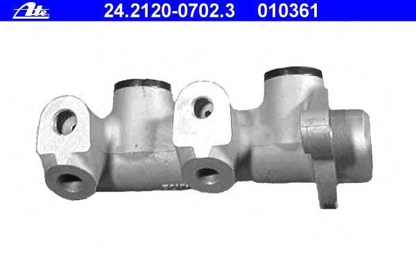 24212007023 Цилиндр тормозной главный OPEL: ASTRA F (56, 57) 1.4 Si/1.4 i/1.4 i 16V/1.6 i/1.7 D/1.7 TD/1.7 TDS/1.8 i 91-98, ASTR