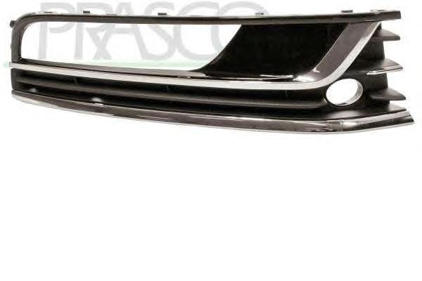 VW0552135 Решетка бампера правая / VW Passat 11~