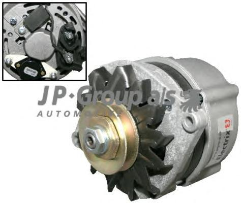 1290100300 Генератор 14V-55A / OPEL Ascona B/C 1.3-1.6, Astra F 1.4, Corsa A 1.0-1.4, Kadett E 1.2-1.6, Vectra A1.4-1.6