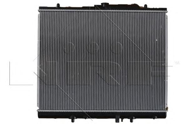 52234 Радиатор MI L200 01-07 МКПП