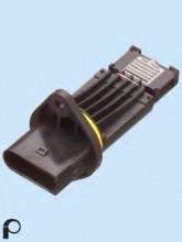 722701080 Расходомер воздуха (вставка) OPEL: ASTRA G Delvan 2.0 DI 99-05, FRONTERA 2.3 TD/2.5 TDS 92-98, VECTRA 2.0 DI 16V 95-,