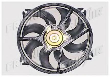 05032007 Вентилятор, охлаждение двигателя