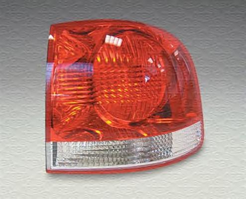 714028250801 Фонарь задний VW: TOUAREG 2.5 R5 TDI/3.0 V6 TDI/3.2 V6/3.6 V6 FSI/4.2 V8/4.2 V8 FSI/5.0 V10 TDI/6.0 W12 02-10