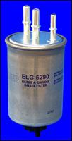 ELG5290 Фильтр топливный   Ford Focus Transit Mondeo 1 8-2 2 TDCi 01 без датчика воды