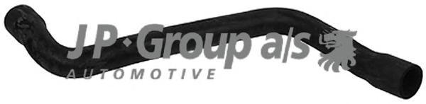 1114307900 Шланг радиатора, верхний / VW Golf-III,Vento 1 8/1 9D/2 0 91