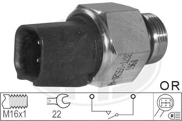 330580 Выключатель стоп-сигнала FORD FOCUS II/TRANSIT
