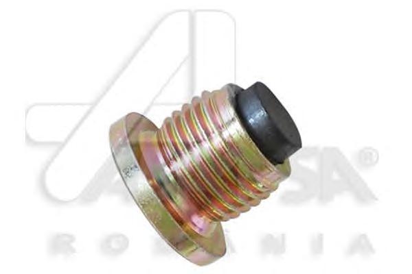 80102 Пробка резьбовая RENAULT LOGAN/MEGANE/CITROEN/PEUGEOT 206/307 магнит.