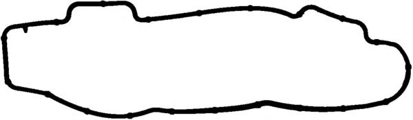 713656700 Прокладка клапанной крышки Citroen C3 1.4/1.6HDi 16V 02
