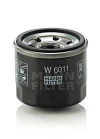 W6011 Фильтр масляный SMART FORTWO 1.0 07-