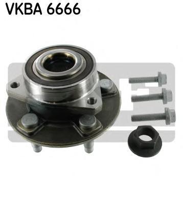 VKBA6666 Деталь VKBA6666_!к-кт подшипника ступ. п