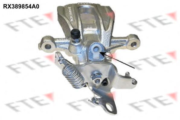 RX389854A0 Тормозной суппорт Re R FO Mondeo 00-07 восст.
