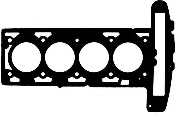 613726500 Прокладка ГБЦ Opel Insignia 2.0Turbo 08