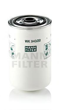 WK94020 Фильтр топливный RENAULT MAGNUM/PREMIUM 01-