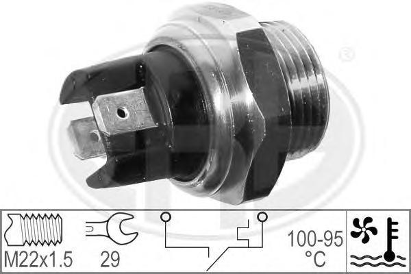 330303 Датчик включения вентилятора ВАЗ/OPEL 99-94C