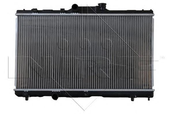 507594 Радиатор TO Corolla (E10,E11) МКПП -00
