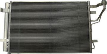 976062H010 Радиатор кондиционера ЭЛАНТРА 3